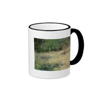 Spring at Chatou, c.1872-5 Coffee Mugs