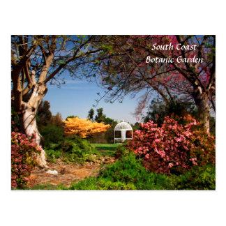 Spring at the Botanic Garden Post Card