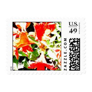 """""""Spring Awakening Floral Collection"""" Postage"""