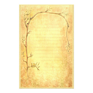 Spring Awakening - Golden Stationery