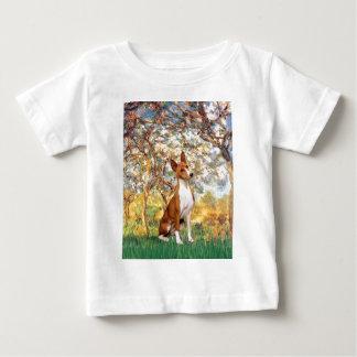 Spring - Basenji Baby T-Shirt