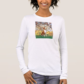 Spring - Basenji Long Sleeve T-Shirt