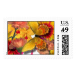 Spring, baxiemur* stamps
