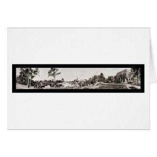 Spring Bayou FL Scenic Photo 1921 Greeting Card