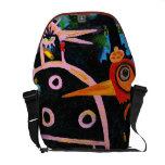spring bazaar messenger bag