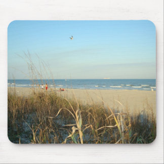 Spring Beach Scene No. 3 Mousepad