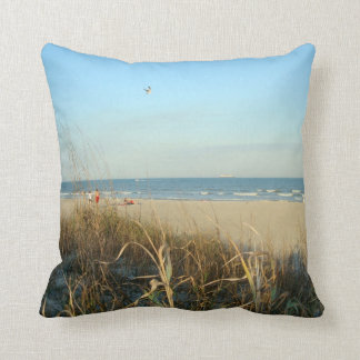 Beach Scene Throw Pillows : Beach Scene Pillows - Decorative & Throw Pillows Zazzle