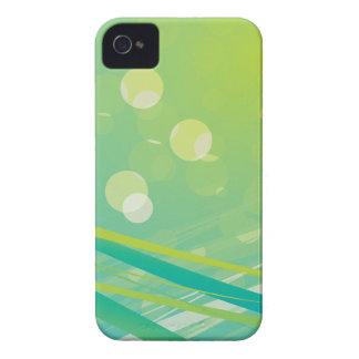 Spring bg florish iPhone 4 Case-Mate case