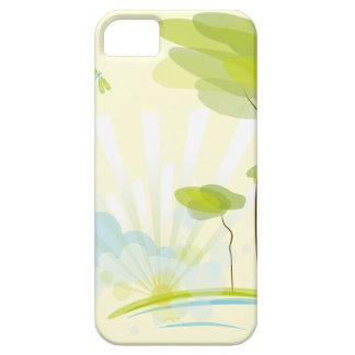 Spring BG iPhone SE/5/5s Case