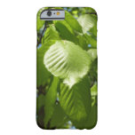 Spring Birch Leaves Green Nature Scene Barely There iPhone 6 Case
