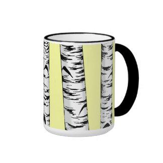 Spring Birch Mug
