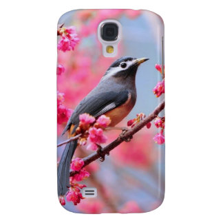 spring bird galaxy s4 covers
