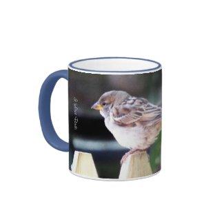 Spring bird mug ringer mug