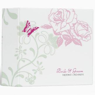 Spring Bliss (Rose) Wedding Binder