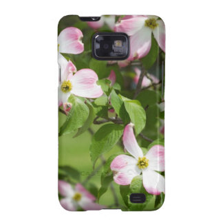 Spring Blooming Pink Dogwood Blossoms Galaxy SII Case