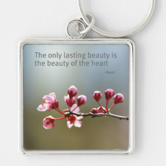 Spring Blooms Beauty Keychains