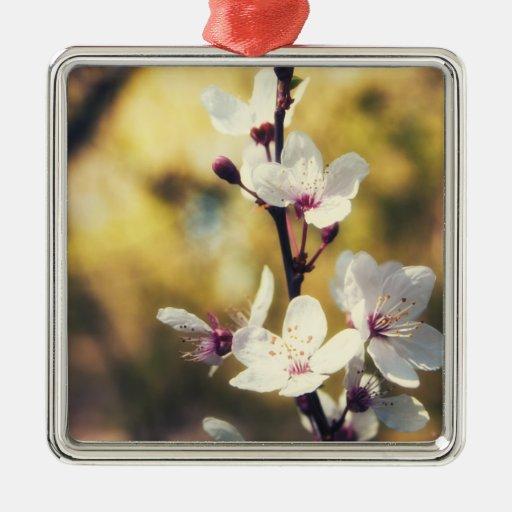 Spring Blossom Ornaments