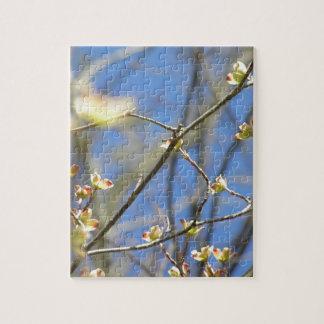 Spring Blossom Tree Jigsaw Puzzle