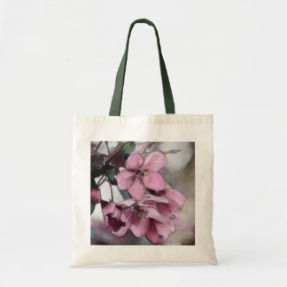 Spring Blossoms ~ A Tote Bag by KNairn