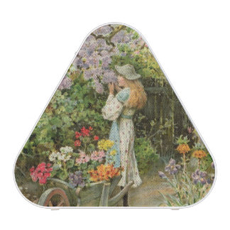 Spring Blossoms, from the Pears Annual, 1902 Bluetooth Speaker