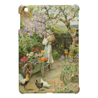 Spring Blossoms, from the Pears Annual, 1902 Cover For The iPad Mini
