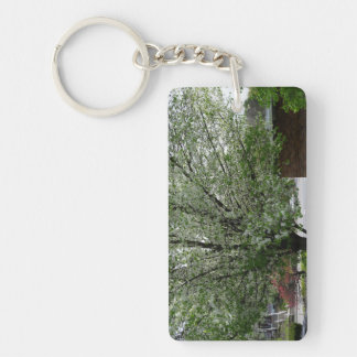 Spring Blossoms Keychain