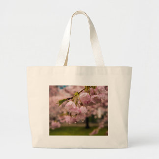 Spring Blossoms Large Tote Bag