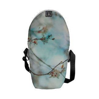 Spring Blossoms Messenger Bag