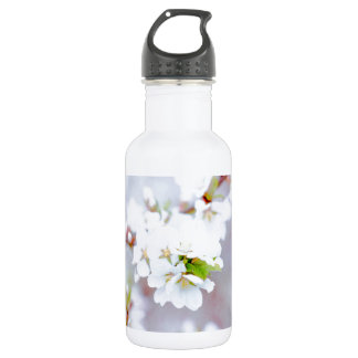 Spring Blossoms Soft Water Bottle
