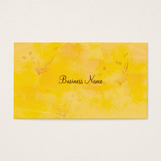 spring blossoms.y business card