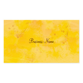 spring blossoms.y business cards