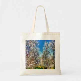 Spring Blosssom Tote Bag