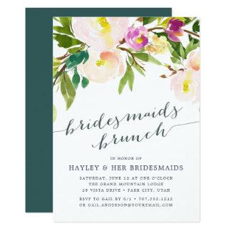 Spring Blush | Bridesmaids Brunch Invitation