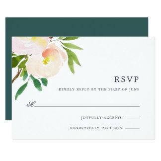 Spring Blush RSVP Card