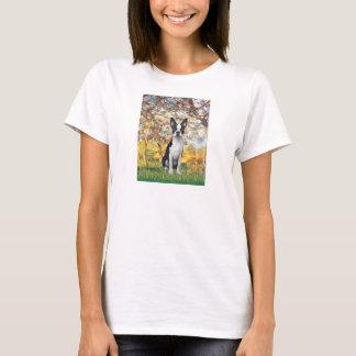 Spring - Boston Terrier #1 T-Shirt