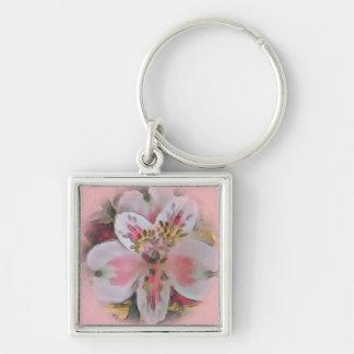 Spring Bouquet Amaryllis Keychain