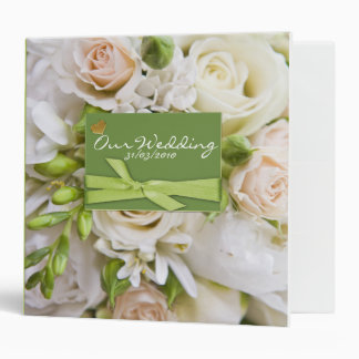 Spring Bouquet Avery Binder