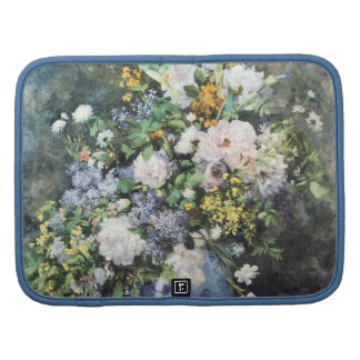 Spring Bouquet by Renoir, Vintage Flowers Planner