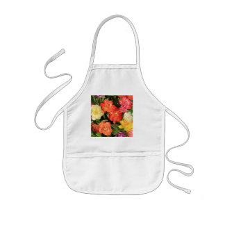 Spring bouquet by Thespringgarden Kids' Apron