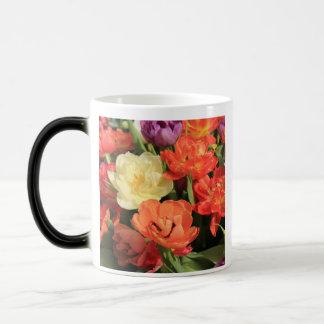 Spring bouquet by Thespringgarden Magic Mug