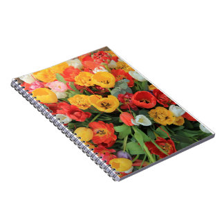 Spring bouquet by Thespringgarden Notebook