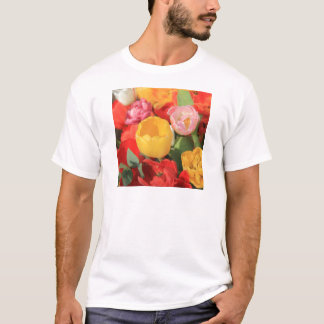 Spring bouquet by Thespringgarden T-Shirt