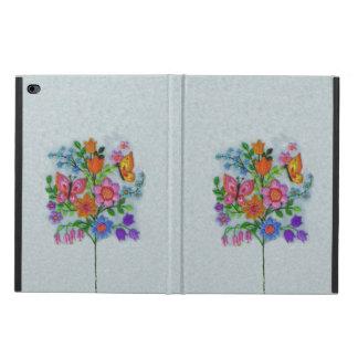 Spring Bouquet Flowers Butterflies Powis iPad Air 2 Case