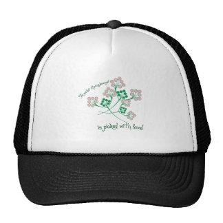 Spring Bouquet Hat