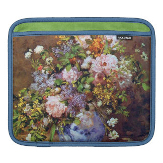 Spring Bouquet Impressionism Fine Art Sleeve For iPads
