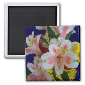 Spring Bouquet Magnet
