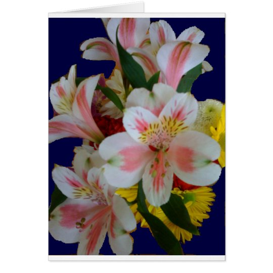 Spring Bouquet Notecards Card