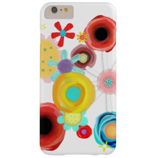 Spring bouquet Peonies Ranunculus Anemones Barely There iPhone 6 Plus Case