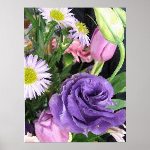 Spring Bouquet Print
