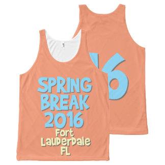 Spring Break `16   Fort Lauderdale, FL Tank
